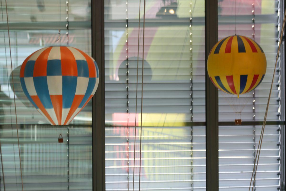 Gasballon – Heißluftballon — Ballonmuseum Gersthofen
