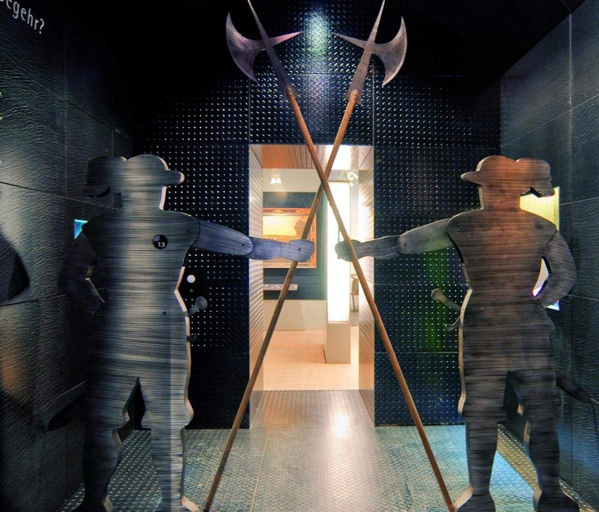 Torwächter – Stadtmuseum Dinkelsbühl