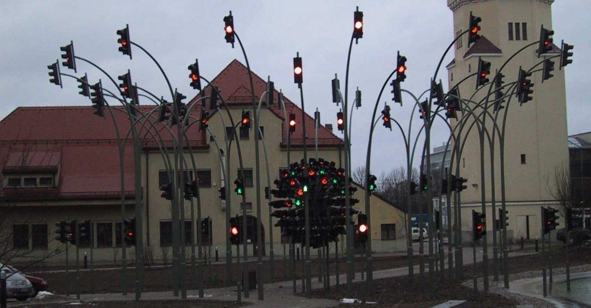 Trafficlight-Flower – Brunner-Ritz
