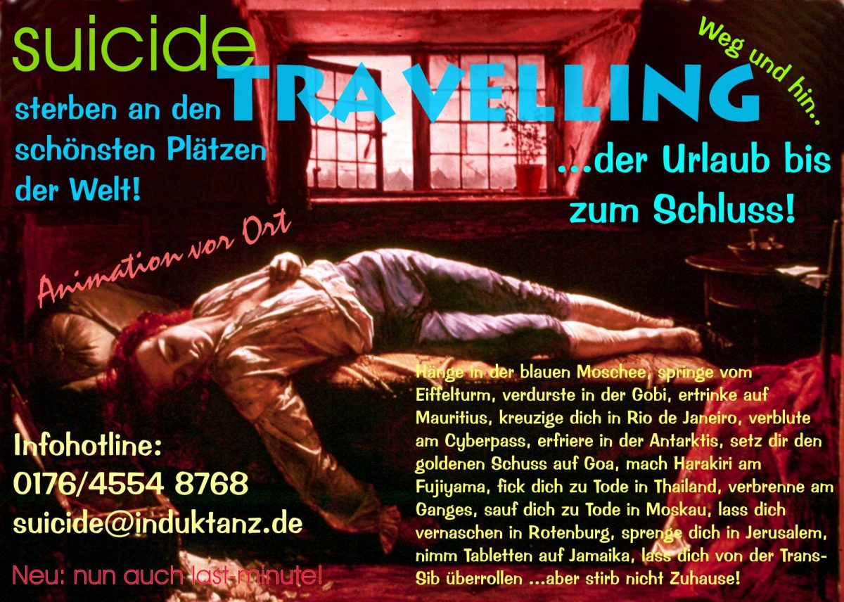 Suicide Travelling