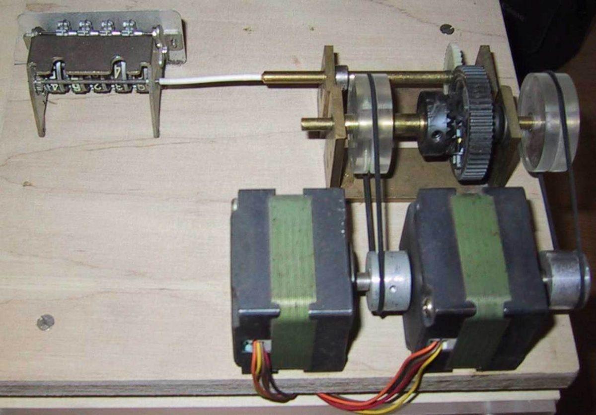 Stromzähler – Albert Hien
