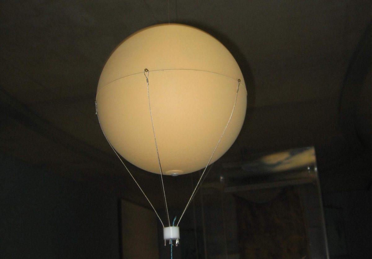 Fesselballon – Ballonmuseum Gersthofen