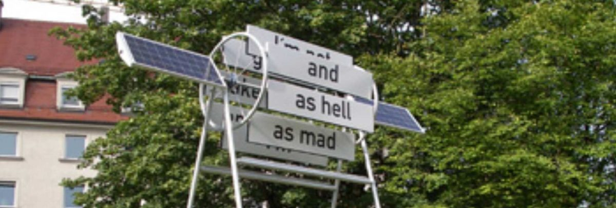 mad as hell – Beate Engl
